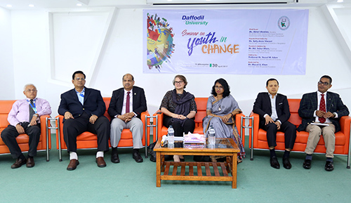 Seminar on Youth in Change